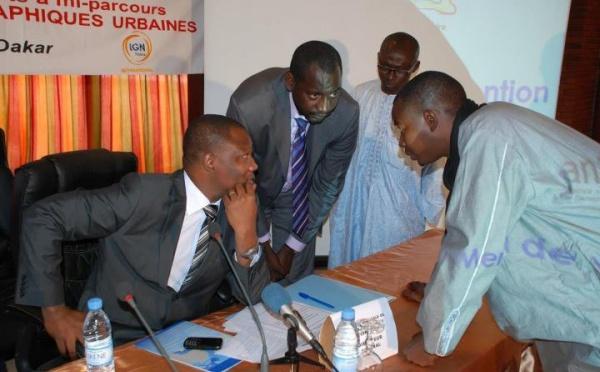 Importante réunion à l'ANAT pour la mise en place d'un cadre de concertation et de suivi des grands projets d'aménagement au Sénégal