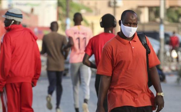 Coronavirus : le Sénégal enregistre un record journalier de 529 nouveaux cas