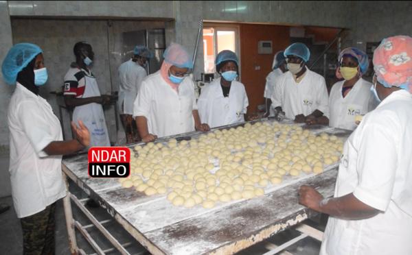 Saint-Louis : 50 jeunes et femmes formés sur les métiers de l'agroalimentaire (vidéo)
