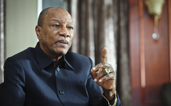 Coup d'Etat en Guinée : 20 milliards dans les coffres d'Alpha Condé