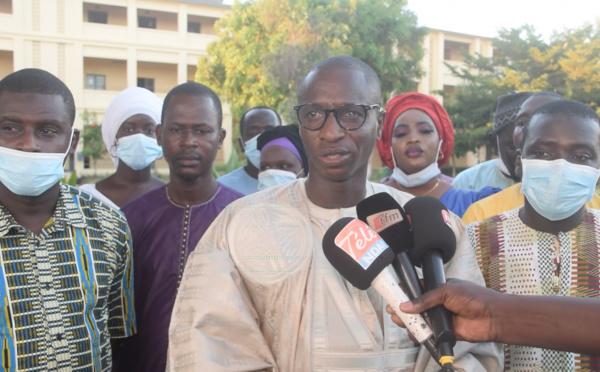 """Locales 2022 : le mouvement """"Ndar Ca Kanam"""" mobilise ses troupes (vidéo)"""