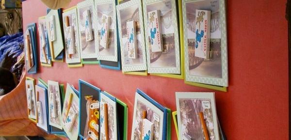 Saint-Louis : des fournitures offertes à 80 élèves de l'école Soukeyna Konaré.