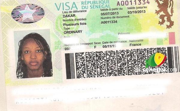L'instauration du visa biométrique génère 458 millions de francs en France (vice-consul)