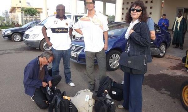 Ghislaine Dupont et Claude Verlon, deux passionnés d'Afrique tués en reportage.