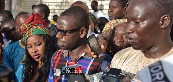 (Vidéo) Exclusion de Me Cissé : l'APR Saint-Louis « en adéquation » avec la décision de Macky Sall.