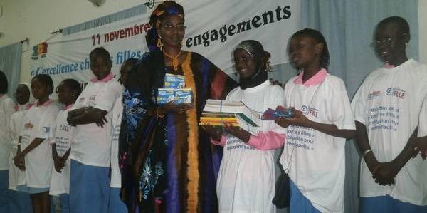 (Vidéo) Un magnifique plaidoyer des jeunes filles de l'école Boubacar Diop. Regardez.