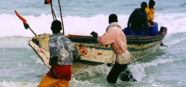 Saint-Louis : Les corps des 11 pêcheurs portés disparus retrouvés en Mauritanie.