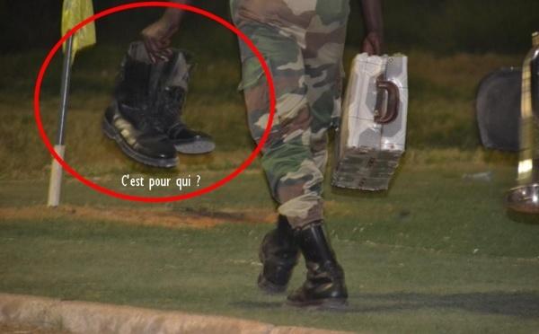 (Photos) Ces folles insolites au stade Babacar SEYE.