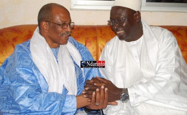 Saint-Louis : Kader Ndiaye bien accueilli au Gamou des Khadres de Darou.