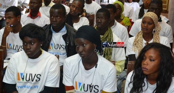 Saint-Louis: l'UVS veut préparer les futurs acteurs de l'économie numérique au Sénégal.