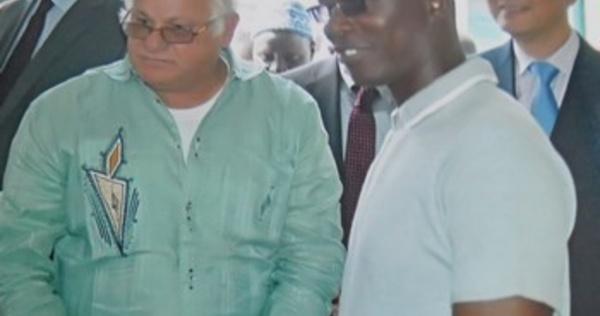 Sénégal : Ali Haidar inaugure des installations frigorifiques d'un coût de 300 millions à Kaolack.