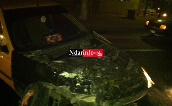 Saint-Louis : Un accident tragique à Léona, hier nuit (photos).