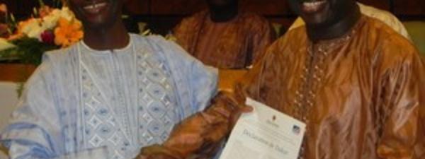 La Déclaration de Dakar sur la sécurisation foncièr: les Outils de gestion de la SAED en vedette