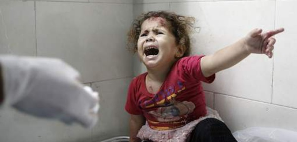 Le bilan s'alourdit à Gaza: le nombre de tués palestiniens a atteint 248, ce vendredi matin.