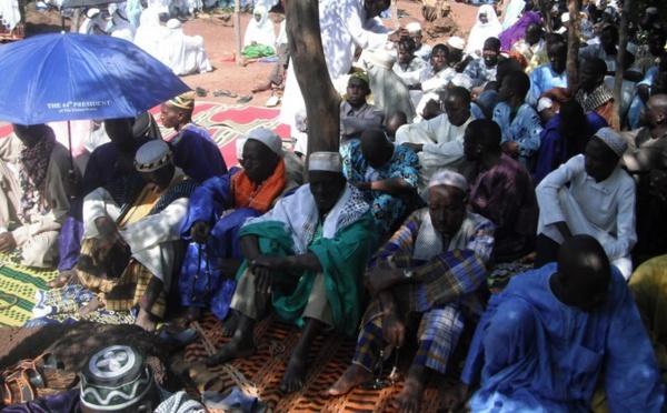 SAINT-LOUIS : une partie de la communauté musulmane a célébré la Korité, ce lundi.
