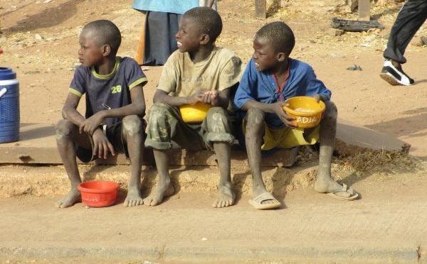 Sénégal : La situation alarmante des enfants-mendiants
