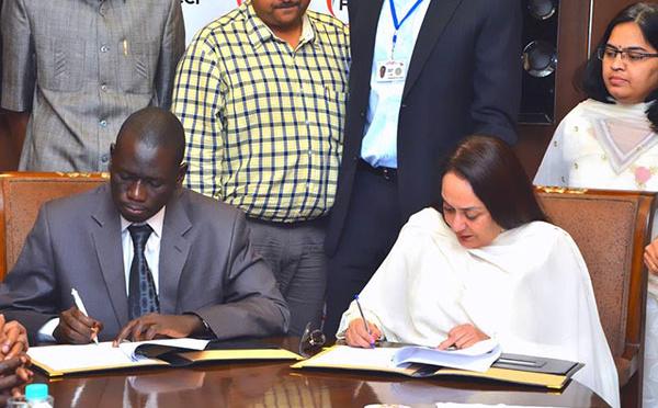 Sénégal - Inde: la première usine de céramique d'Afrique sera implantée à Saint-Louis.