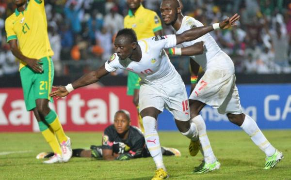 Le  Sénégal bat le Madagascar (3-0)