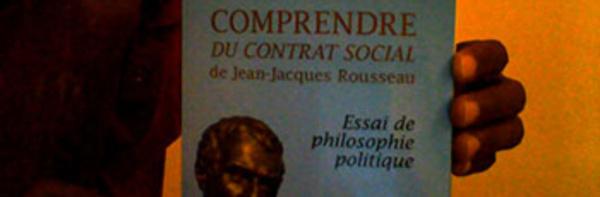 """Entretien avec Samba DIAO, Professeur de Philosophie au Lycée Rawane Ngom de MPAL et  auteur du Livre """"Comprendre Du contrat social de Jean-Jacques Rousseau: essai de philosophie politique"""""""