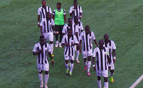 SPORTS : La Linguère battu par l'AS Douanes (4 – 1)
