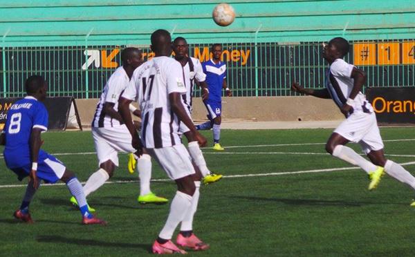 FOOT - Linguère - Guédiawaye FC (0 – 0)