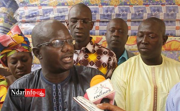 TRÈS REMONTÉ CONTRE LA CESL, IBRAHIMA DIAO soutient : « une grève pour motif d'hébergement est insensée ».