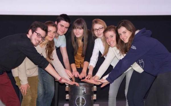 Solidarité. Des étudiants rouennais collectent des fonds pour un voyage à GANDON.