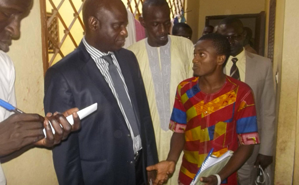 Pour plus de 6 mois d'arriérés de loyer, les étudiants Saint-louisiens à Dakar menacés d'expulsion de leur appartement.