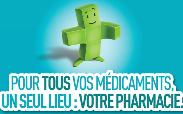 Le Calendrier des Pharmacies de Garde de Saint-Louis.