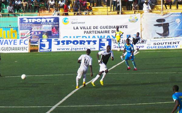 FOOT: La Linguère perd devant le FC Guédiewaye (0-2)