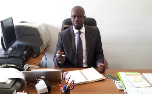Fiscalité : La charge fiscale est très mal répartie, selon l'inspecteur des impôts Ousmane Sonko.
