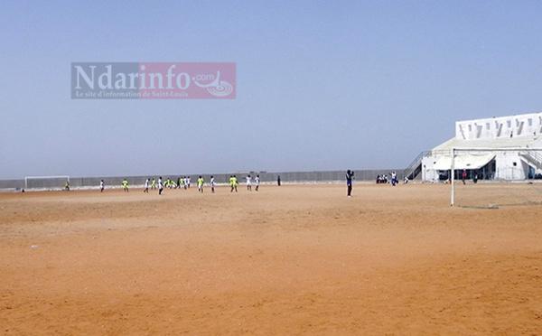 Stade municipal de Rosso-Sénégal: les travaux achevés dans 5 mois.
