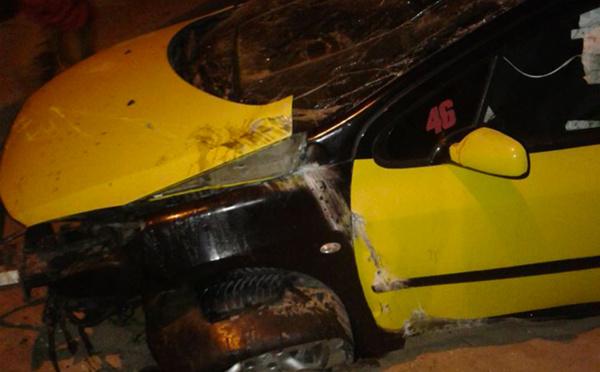 Saint-Louis : un autre accident sur « l'axe de la mort » (Photos)
