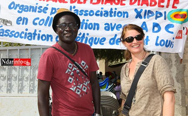 Lille veut renforcer sa coopération « sanitaire » avec Saint-Louis.
