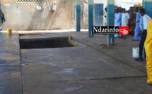 GUET- NDAR : grosse panique à la visite du ministre Oumar GUEYE au Quai de pêche. Regardez !