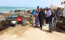 GUET-NDAR : « Des balades, des défilés, des manifestations qui ne mènent à rien », fustige Arona NDIAYE.