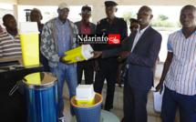 Gestion des déchets biomédicaux : le GIC de DAGANA équipe les Postes de Santé du Département (vidéo)