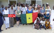 Nouvelle réalisation des partenaires de l'AVN : une salle de classe pour l'école de Mbambara