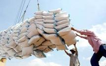 Des dizaines de tonnes de riz saisies par la douane mauritanienne à Rosso