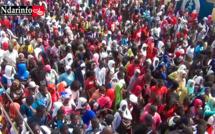 Saint-Louis : Temps forts de la marche des étudiants de l'UGB (vidéo)
