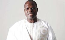 L'Association Des Juristes Africains Demande La Libération De Khalifa SALL