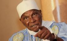 """WADE menace : """" le Pds va appeler la Jeunesse à brûler les listes sans Karim et Khalifa SALL"""""""