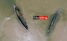 Drame en mer : 5 pirogues renversées par la brèche