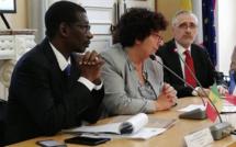 Près de Dakar, un campus franco-sénégalais pour répondre au défi de l'émergence