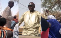 ZIARRA DE TALL : le soutien de Faly SECK magnifié par les populations (vidéo)