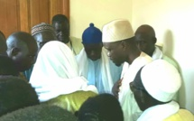 Ousmane Sonko et Idrissa Seck au Magal de Darou Moukhty