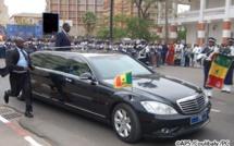 Limousine en feu : Macky SALL convoque le responsable du blindage