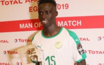 CAN 2019: Krépin Diatta « meilleur jeune joueur », le Sénégal équipe la plus fair-play