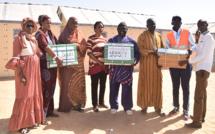 ACTION SOCIALE : la DGPSN offre des lots de carcasses de mouton aux sinistrés de Diougob (vidéo)