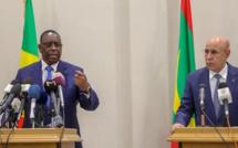 VIDÉO - Conférence de presse conjointe des Présidents Macky SALL et Gazouani